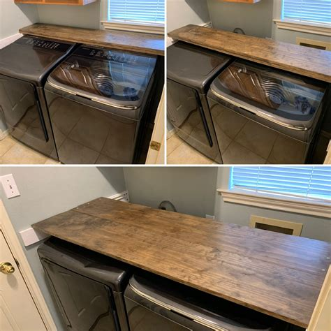 Diy Fold Out Laundry Table