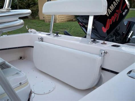 Diy Folding Bench Seat For Boat
