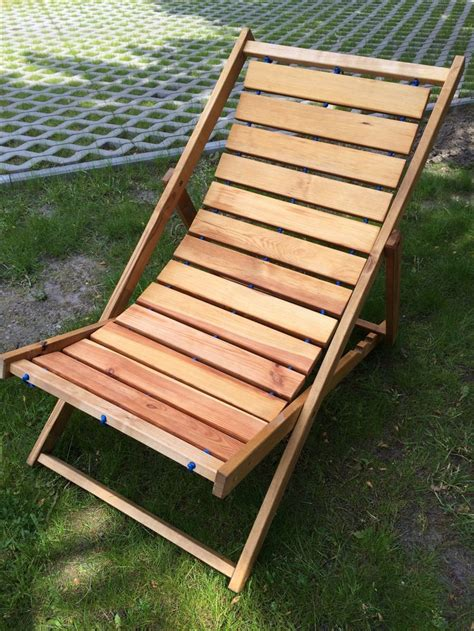 Diy Folding Deck Chair