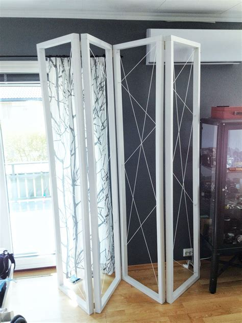 Diy Folding Screen