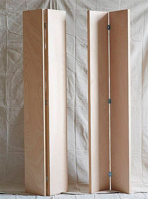 Diy Folding Screen For Backyard