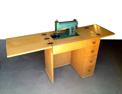 Diy Folding Sewing Machine Table
