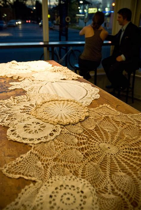 Diy Folding Vintage Table Runners
