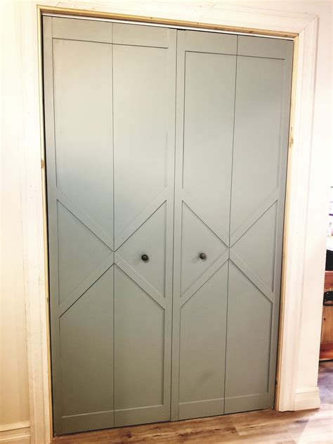 Diy Folding Wardrobe Doors