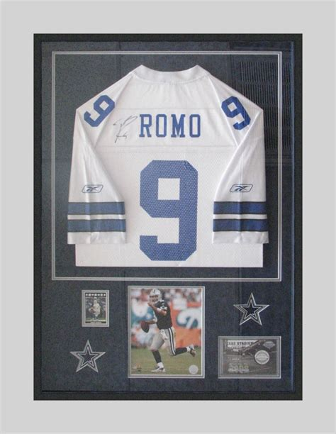 Diy Football Jersey Shadow Box