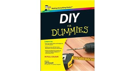 Diy For Dummies Waterstones