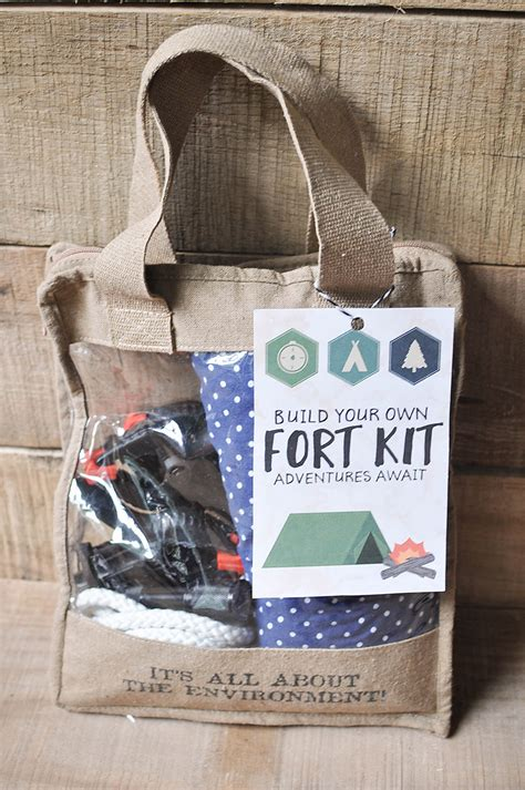 Diy Fort Kit Printable