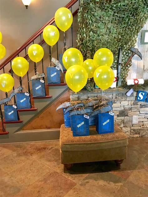 Diy Fortnite Party Decorations