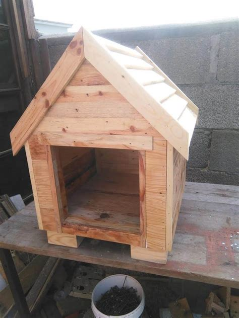 Diy Forum Laminated Wood Doghouse Plans