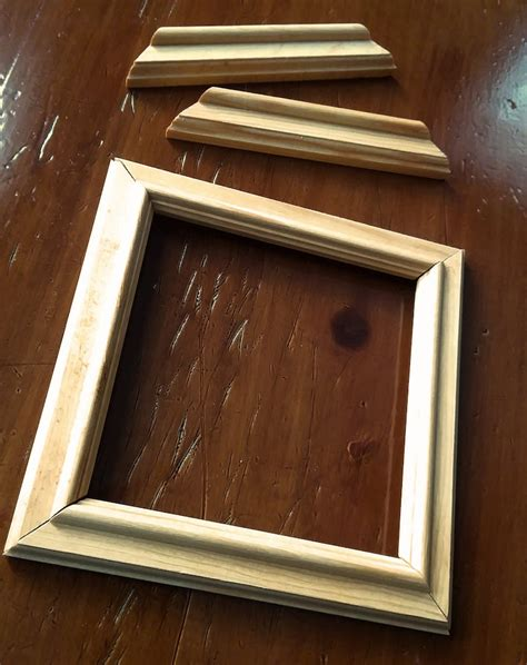 Diy Frame Pieces From Home