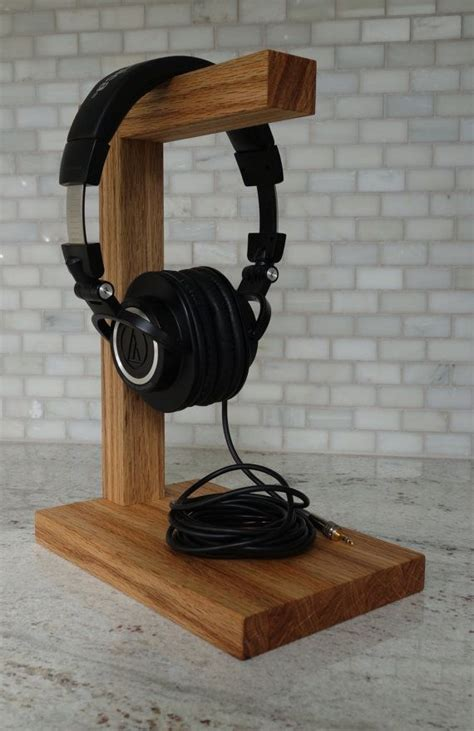 Diy Free Headset Stand For Desk