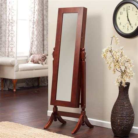 Diy Free Standing Full Length Mirror
