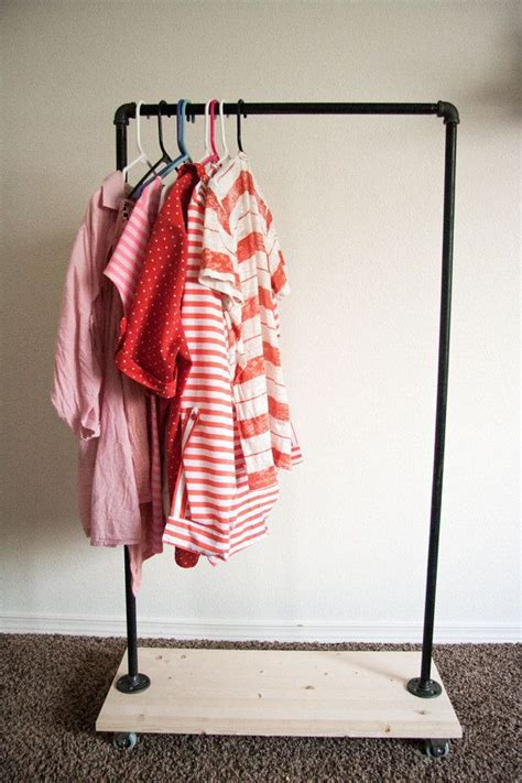 Diy Freestanding Clothes Rack