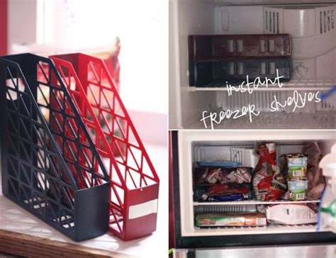 Diy Freezer Shelf