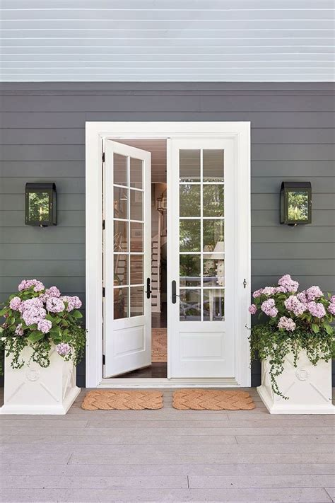 Diy French Doors Exterior