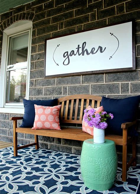 Diy Front Porch Designs