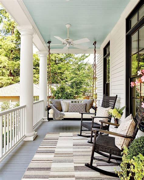 Diy Front Porch Furniture