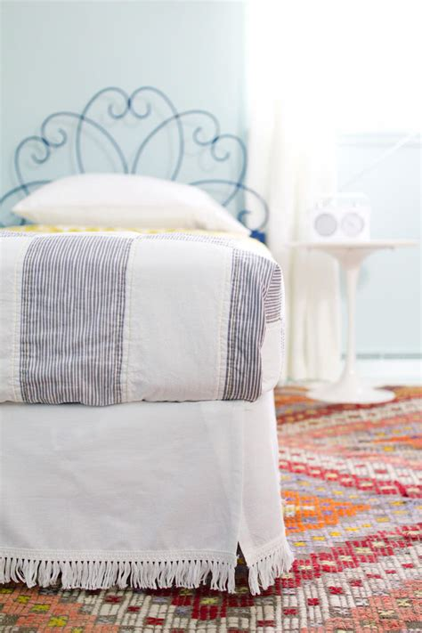 Diy Full Bed Skirt