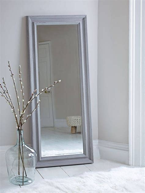 Diy Full Length Mirror Using Cheap Mirror