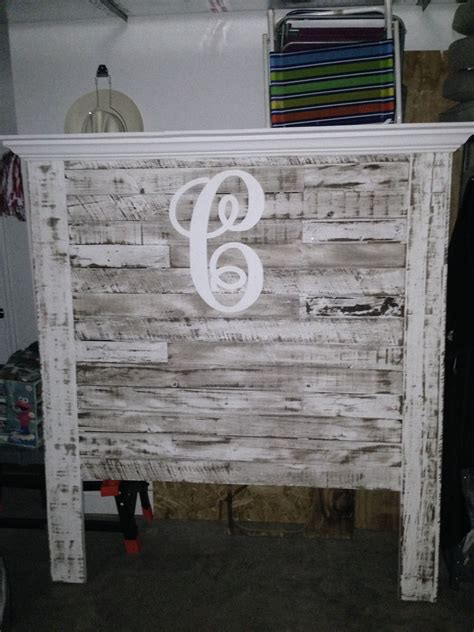 Diy Full Size Headboard For Girls