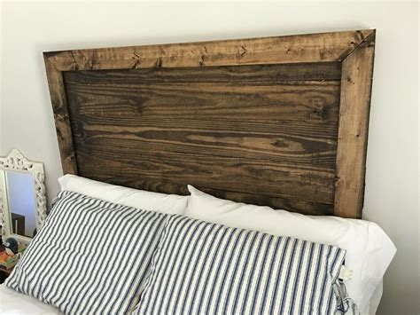 Diy Full Size Headboard Measurements