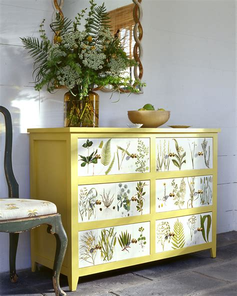 Diy Furniture Decoupage