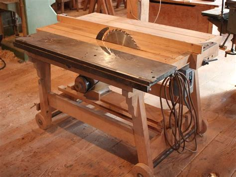 Diy Furniture Wood Large Table Saws