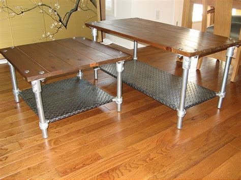 Diy Galvanized Pipe Table Frame