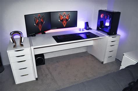 Diy Gaming Computer Desk Plans