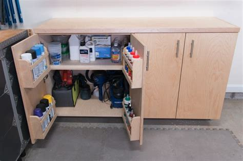 Diy Garage Base Cabinet Plans