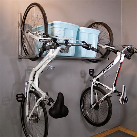 Diy Garage Bike Rack