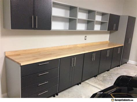 Diy Garage Cabinets Design