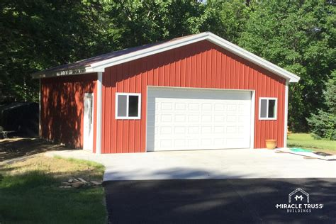 Diy Garage Construction Cost