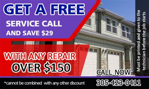 Diy Garage Door Repair Doral Fl