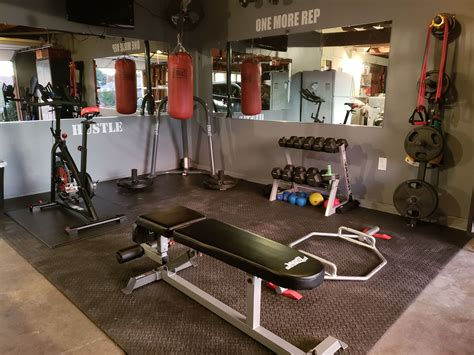 Diy Garage Gym