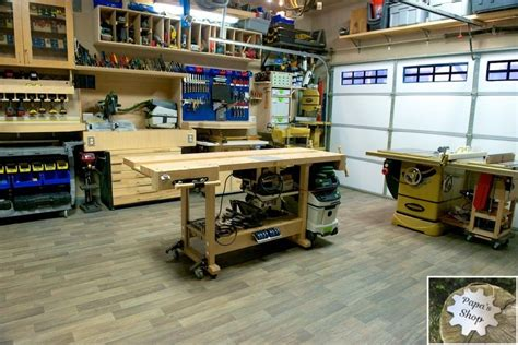 Diy Garage Shop Layout
