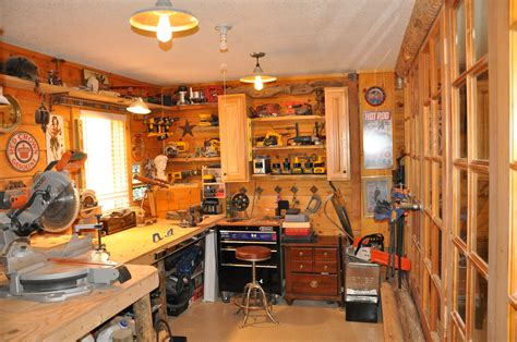 Diy Garage Woodworking Shop