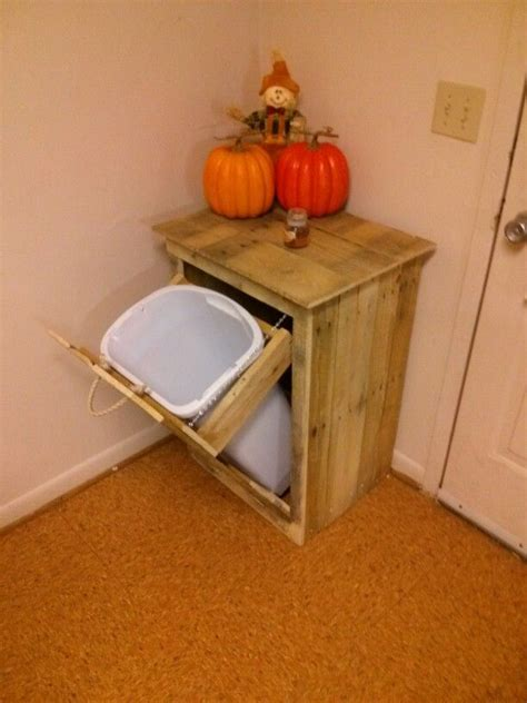 Diy Garbage Can Chairs