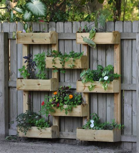 Diy Garden Box Fence