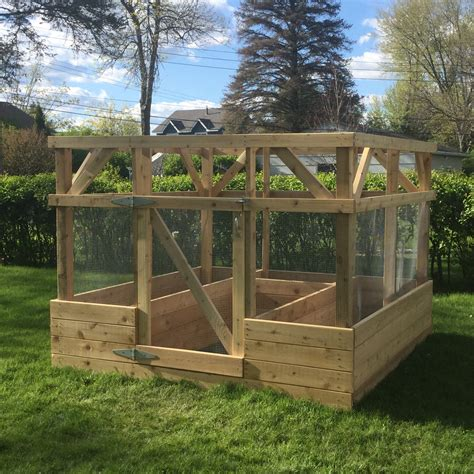 Diy Garden Enclosure Pictures
