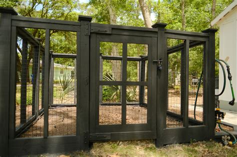 Diy Garden Fence Youtube