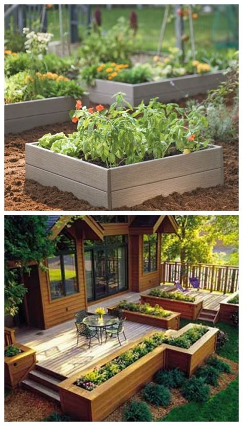 Diy Garden Projects Plans