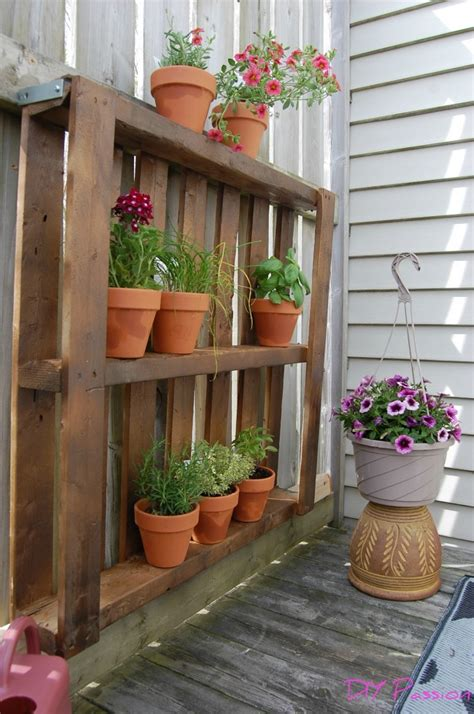 Diy Gardening Projects Using Pallets