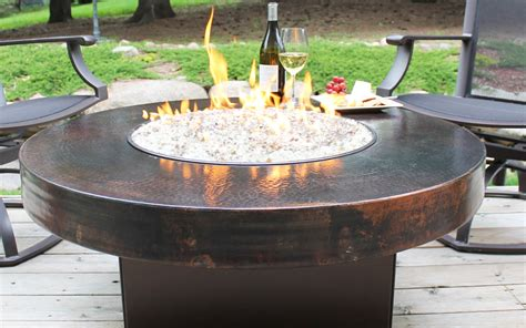 Diy Gas Fire Pit Table Kit