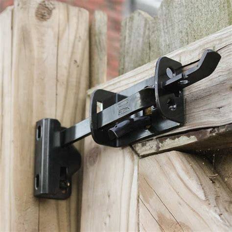 Diy Gate Latch