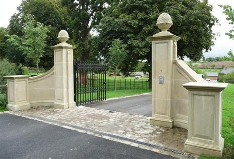 Diy Gate Pillars Designs