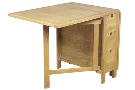 Diy Gateleg Table In Tiny House