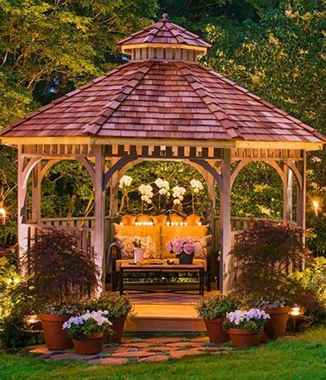 Diy Gazebo Decor