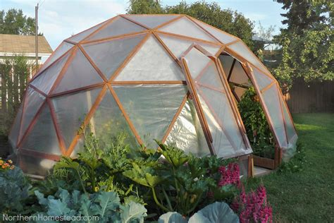 Diy Geodome Greenhouse Plans