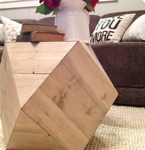 Diy Geometric Table